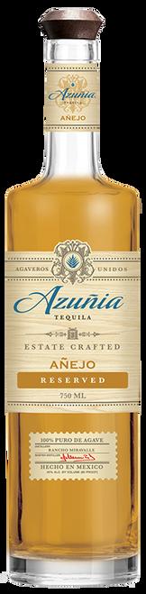 Azuñia Tequila Añejo Reserved 750mL