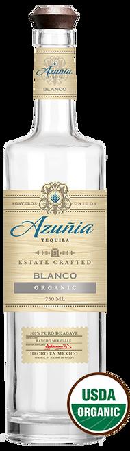 Azuñia Tequila Blanco Organic 750mL