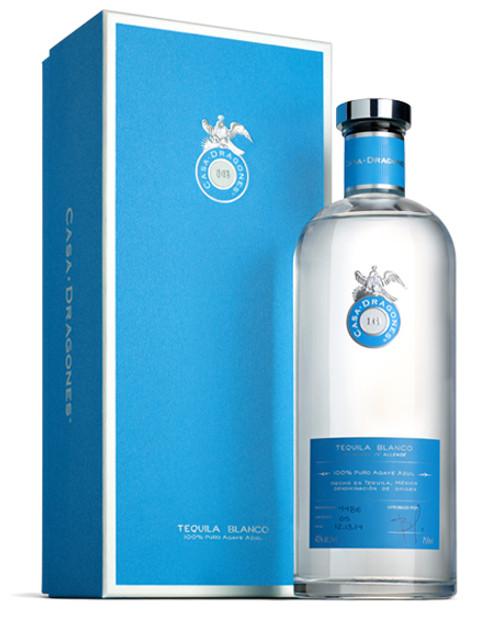 Casa Dragones Tequila Blanco 750mL