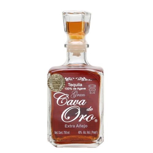 Cava de Oro Tequila Extra Añejo 750mL