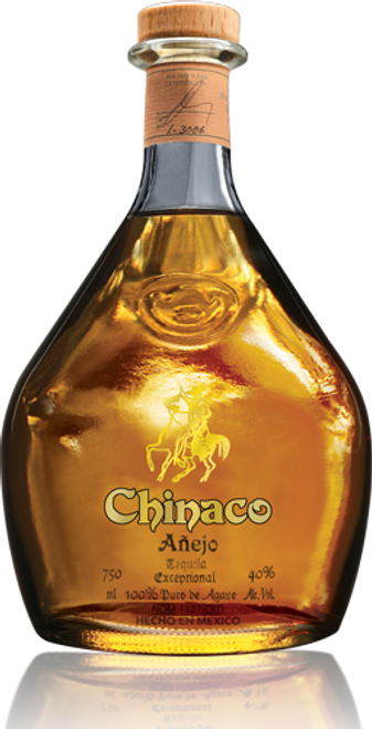 Chinaco Tequila Añejo 750mL
