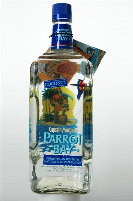 Captain Morgan Parrot Bay Coconut Rum 1.75L