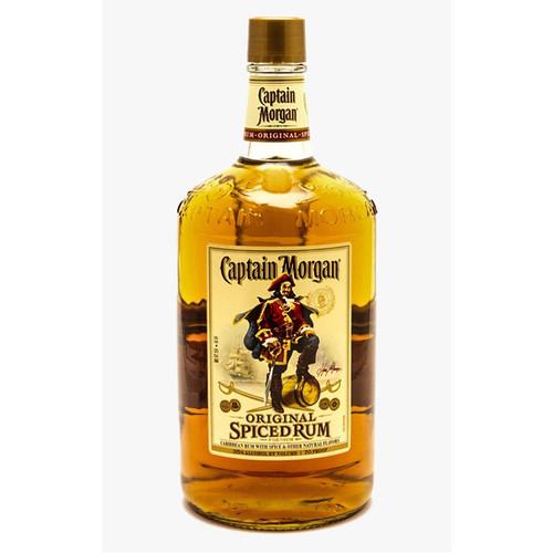 Captain Morgan Original Spiced Rum 1.75L