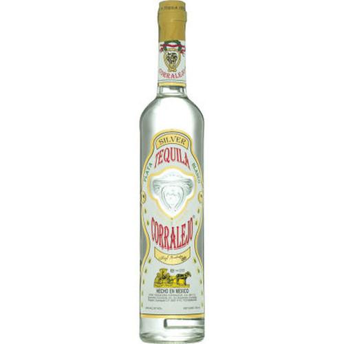 Corralejo Tequila Silver 750mL