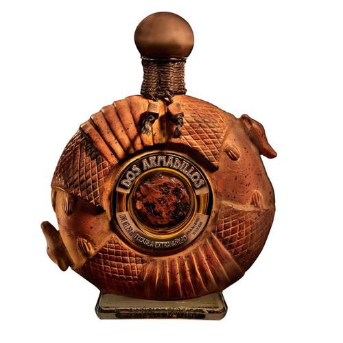 Dos Armadillos Tequila Extra Añejo 750mL