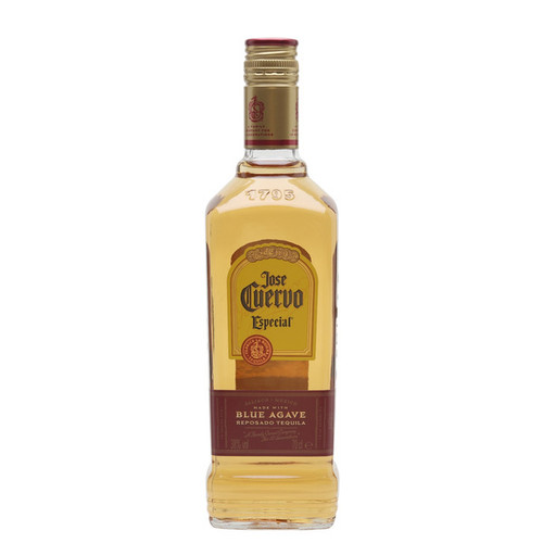 Jose Cuervo Especial Gold Tequila 750mL
