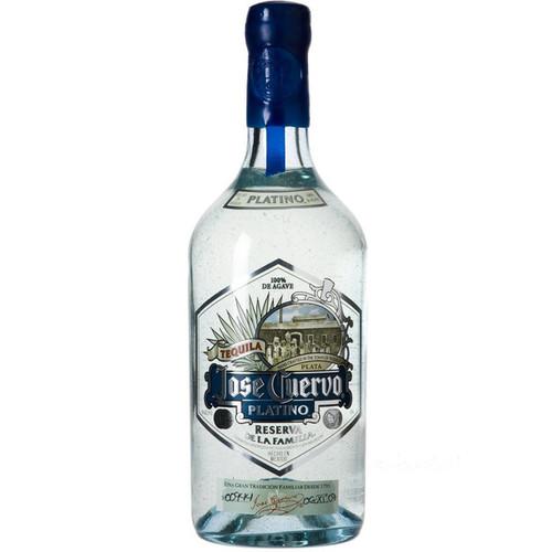 Jose Cuervo Platino Plata Tequila 750mL