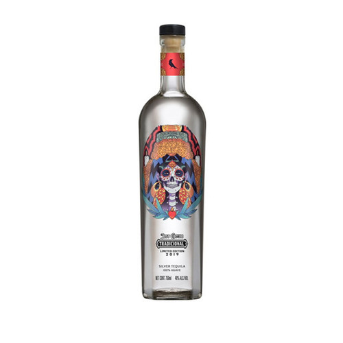 Jose Cuervo Tradicinal 2019 Limited Edition Silver Tequila 750mL