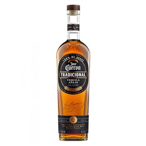 Jose Cuervo Tradicional Añejo Tequila 750mL