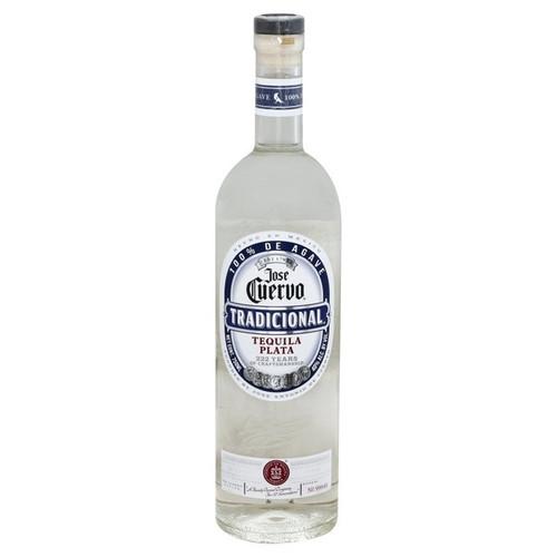 Jose Cuervo Tradicional Plata Tequila 750mL