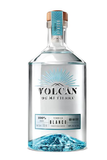 Volcan De Mi Tierra Tequila Blanco 750mL