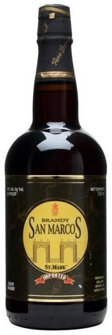 Brandy San Marcos Grape Flavored Brandy 1L