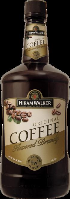 Hiram Walker Original Coffee Flavored Brandy 375mL