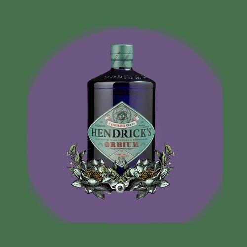 Hendrick's Orbium Limited Release Scottish Gin 750mL
