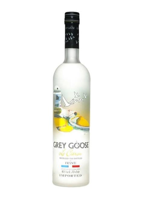 Grey Goose® Le Citron Lemon Flavored Vodka 1.75L