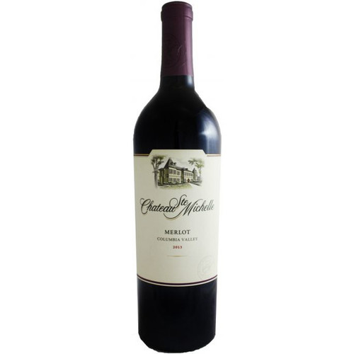 Chateau Ste Michelle 2013 Columbia Valley Merlot 750mL