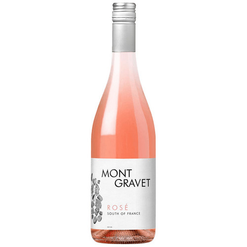 Mont Gravet 2018 South of France Rosé 750mL