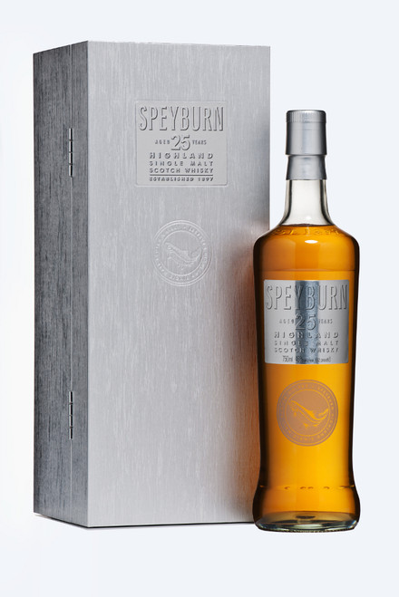 Speyburn 25 Year Old Single Malt Scotch Whisky 750mL