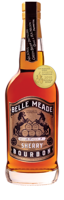 Belle Meade Sherry Cask Finish Bourbon Whiskey 750mL