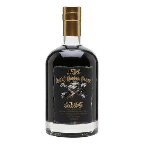 FPC Dutch Harbor Breeze Grog Liqueur 750mL