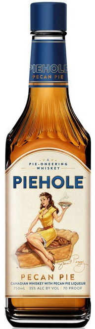 Piehole Pecan Pie Flavored Whiskey 750mL