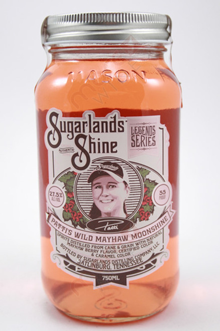 Sugarland's Shine Pattis Wild Mayhaw Moonshine 750mL