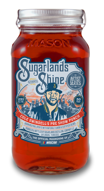 Sugarland's Shine Cole Swindell's Pre Show Punch 750mL
