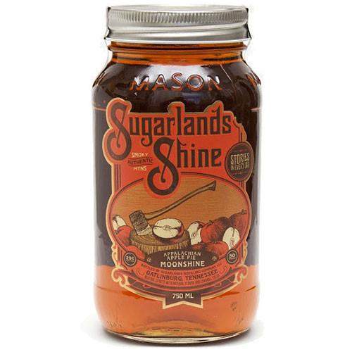 Sugarland's Shine Appalachian Appe Pie Moonshine 750mL