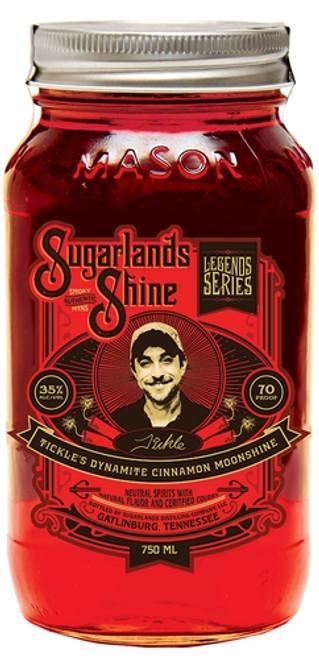 Sugarland's Shine Tickle's Dynamite Cinnamon Moonshine 750mL