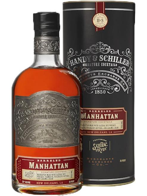 Handy & Schiller Barreled Manhattan Cocktail 750mL