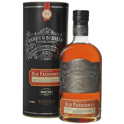 Handy & Schiller Barreled Old Fashioned Cocktail 750mL