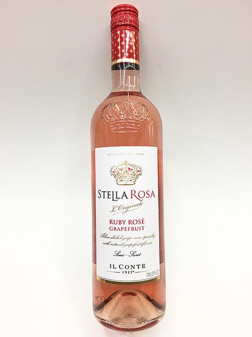 Stella Rosa Ruby Rosé Grapefruit 750mL