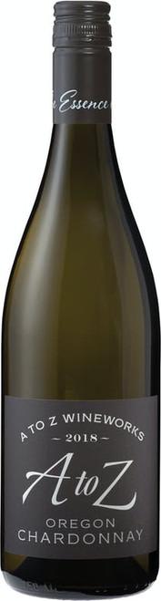 A to Z Wineworks Oregon Chardonnay 2018 750mL