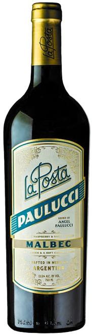 La Posta Mendoza Angel Paulucci Vineyard Malbec 2018 750mL