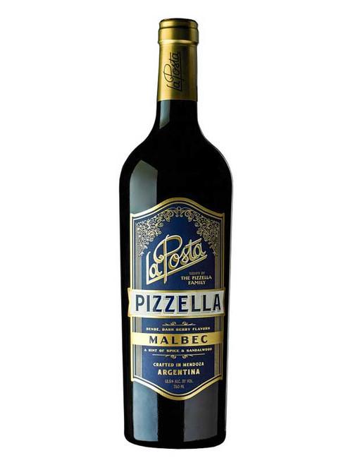 La Posta Valle de Uco Pizzella Family Vineyard Malbec 2017