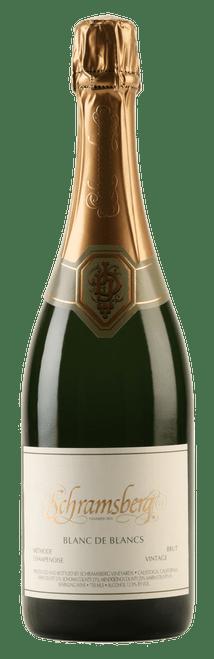 Schramsberg 2016 North Coast Blanc de Blancs Champagne 750mL