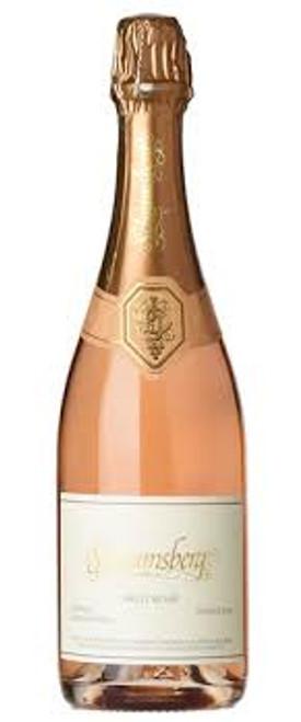 Schramsberg 2016 North Coast Brut Rosé Champagne 750mL