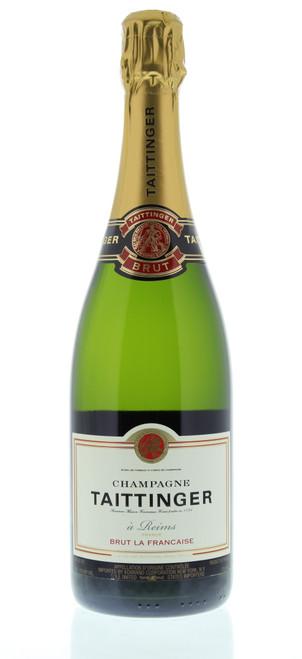 Taittinger La Francais Brut Sparkling Champagne 750mL