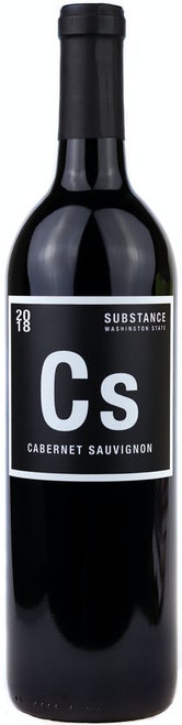 Wines of Substance Columbia Valley CS Cabernet Sauvignon 2018 750mL