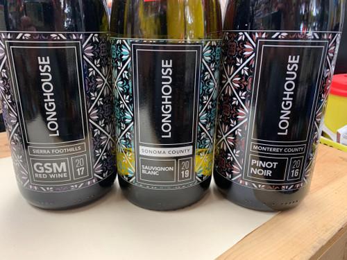 Longhouse Sonoma County Sauvignon Blanc 2019 750mL