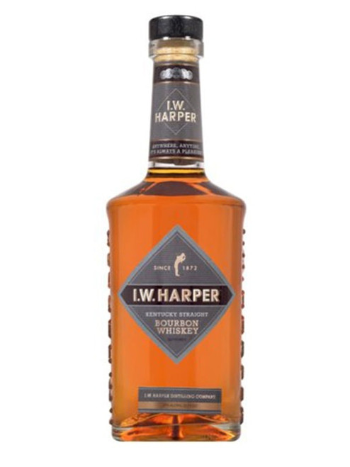 I.W. Harper Kentucky Straight Bourbon Whiskey 750mL