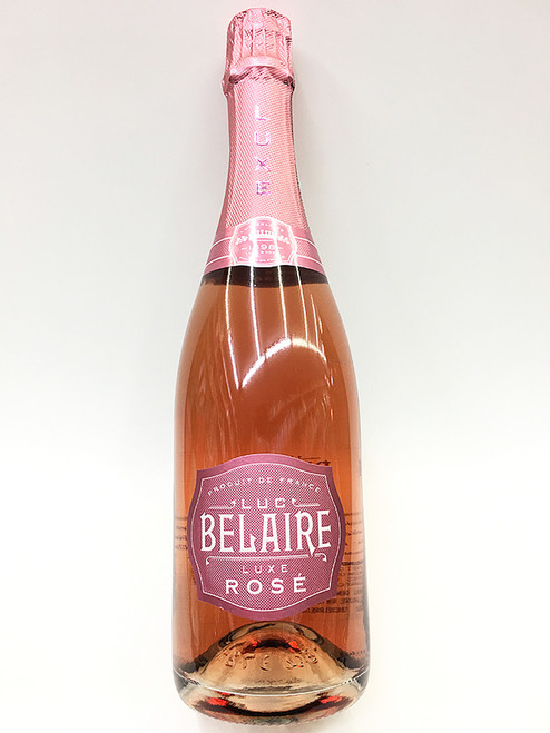Luc Belaire Luxe Rosé French Champagne 750mL