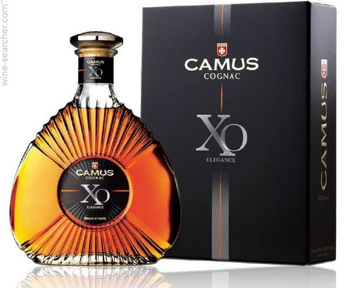 Camus X.O. Elegance 150 Year Cognac 750mL Gift Set