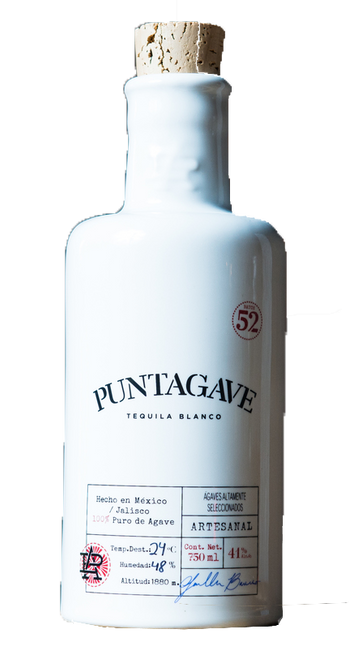 Puntagave Tequila Blanco 1.75L