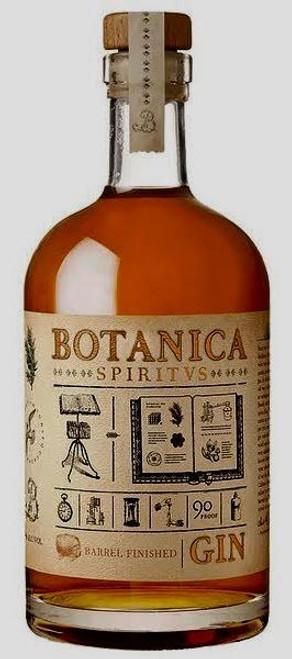 Botanica Spiritvs Barrel Finished Gin 750mL