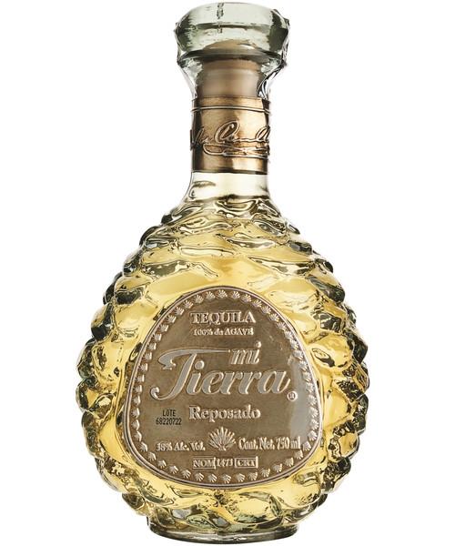 mi Tierra Tequila Reposado 750mL