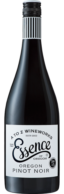 A to Z Wineworks 2015 Essence of Oregon Pinot Noir 750mL