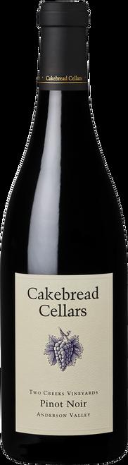 Cakebread Cellars 2016 Two Creeks Vineyards Anderson Valley Pinot Noir 750mL