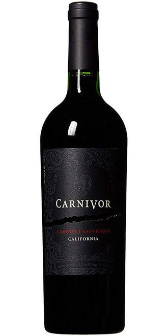 Carnivor 2016 California Cabernet Sauvignon 750mL