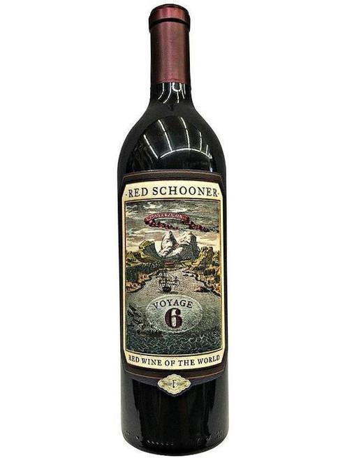 Caymus Vineyards Wagner Family Red Schooner Voyage 6 Red Wine 750mL